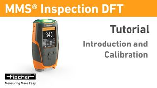 MMS Inspection DFT Tutorial