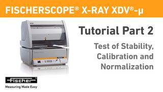 X-RAY XDV-µ Tutorial Part 2