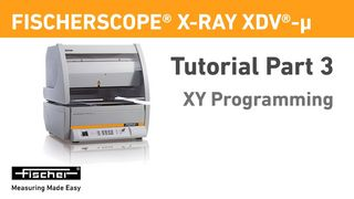 X-RAY XDV-µ Tutorial Part 3