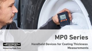 Coating thickness gauges MP0, MP0R & MP0R-FP