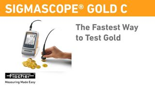 SIGMASCOPE GOLD C: Authentication of Gold